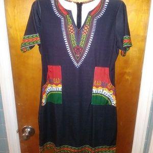 Dresses & Skirts - Tribal Dress